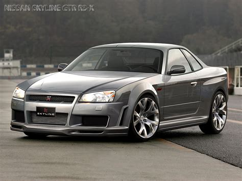 nissan slyline nissan skyline gtr wallpapers