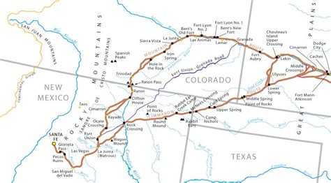 santa fe trail segments 8312015 two new santa fe trail sites listed on national register