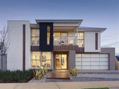 contemporary home exterior 25 best ideas about modern house facades on pinterest