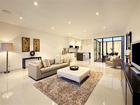 Great Room Open Concept House Plans
