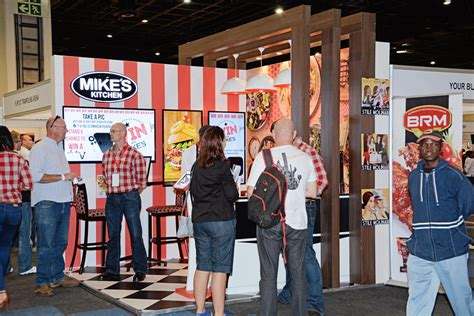 Mikes Kitchen by Franchise Expo Sets The Tone For Franchise Success
