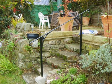 Outdoor Handrails Garden 39 best images about railings on steps stair railing and aluminum railings