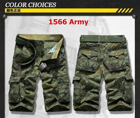 Celana Army Cargo celana camouflage pendek pria size 31 army green jakartanotebook