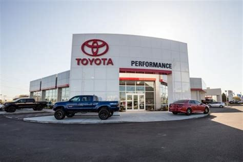 Ohio Toyota Dealers Performance Toyota Oh Car Dealership In Fairfield Oh