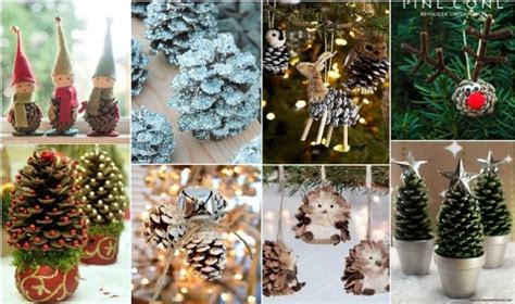 pine cone christmas ideas diy pine cone crafts to decorate your home home design garden architecture magazine