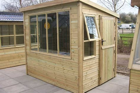 classic potting shed garden buildings