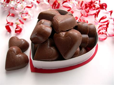 Your Guide To The Best Valentines Day Chocolate by Grad Student Delivers Chocolates With Written On