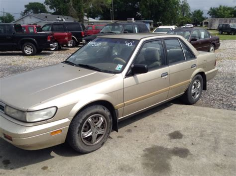 nissan stanza for sale object moved