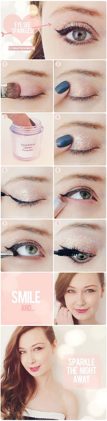 natural night makeup tutorial 12 easy step by step natural eye make up tutorials for