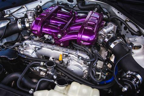 engines scorpionautotech sport car engine stock photo image 44988967