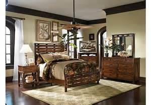 Panama Jack Bedroom Furniture Panama Jack Eco Jack 5 Pc King Bedroom Bedroom Sets