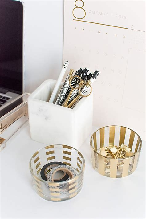 Gold Desk Accessories 1000 Ideas About Gold Desk On Pinterest Gold Office Gold Desk Accessories And Gold Office Decor