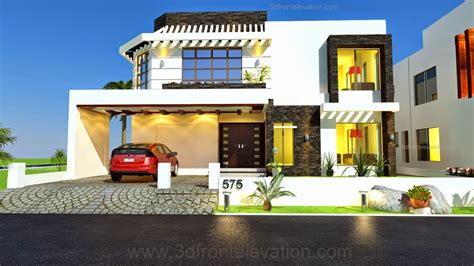 1 kanal plot house design europen style in bahria town 3d front elevation com 1 kanal house drawing floor plans