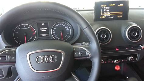 2013 audi a3 interior us audi a3 2013 interior and mmi youtube
