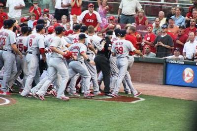 bench clearing brawl bench clearing brawl