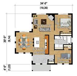 tiny house plans under 850 square feet contemporary style house plan 2 beds 1 baths 850 sq ft