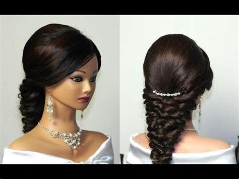 balo ka hayrstil or makap video wedding prom party hairstyles for long hair свадебная