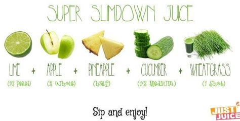 6 Delicious Fat Burning Juicing Recipes that Boost