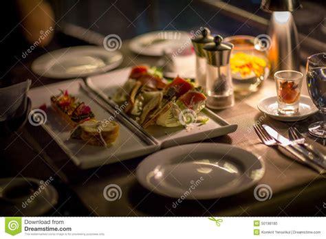 dinner restaurants luxury dinner stock photo image 50198180