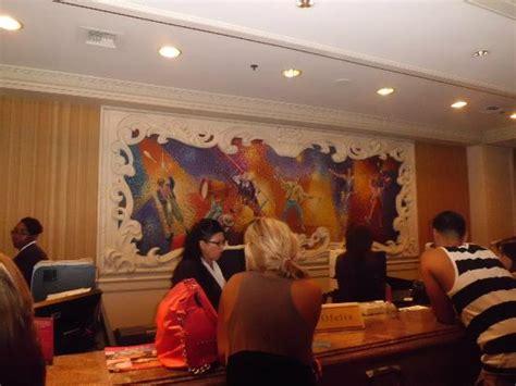 Front Desk Picture Of Circus Circus Hotel Casino Las