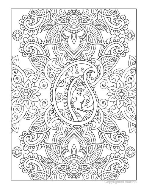 coloring pages henna art free coloring pages of henna flowers