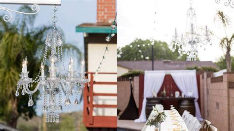 Backyard Wedding Reception by A Rustic And Backyard Wedding