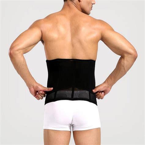 mens girdle e support men abdomen girdle belly waist of body sculpting