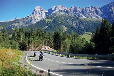 Motorrad Tour Um München by Motorradtour Insidertour Tennengebirge