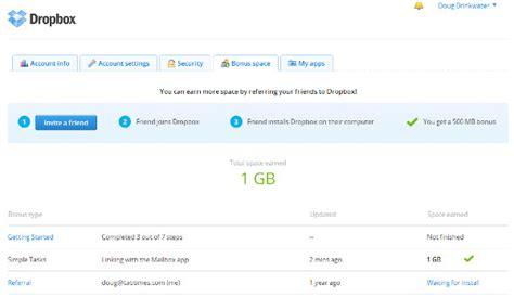 dropbox mailbox hogyan szerezz ingyen dropbox t 225 rhelyet icuccok apple