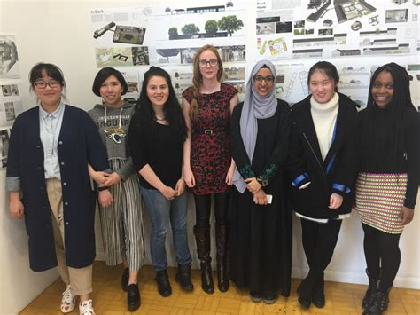 Students Showcase All Dimensions Of Their Work In A Interior Design Students