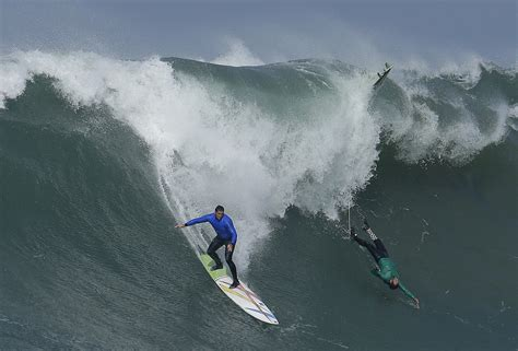 surfing competition the of mavericks big wave surfing competition