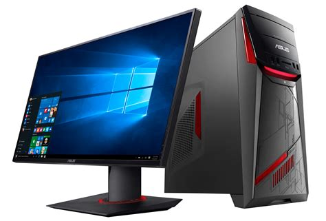 asus announces g11 rog republic of gamers global