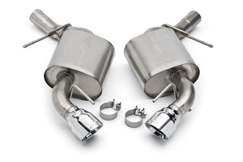 performance exhaust kits are available for camaro ss