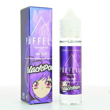 Liquid Malaysia Bartender 55ml 3mg 55ml blackpom 3mg 70 vg eliquid with nicotine low