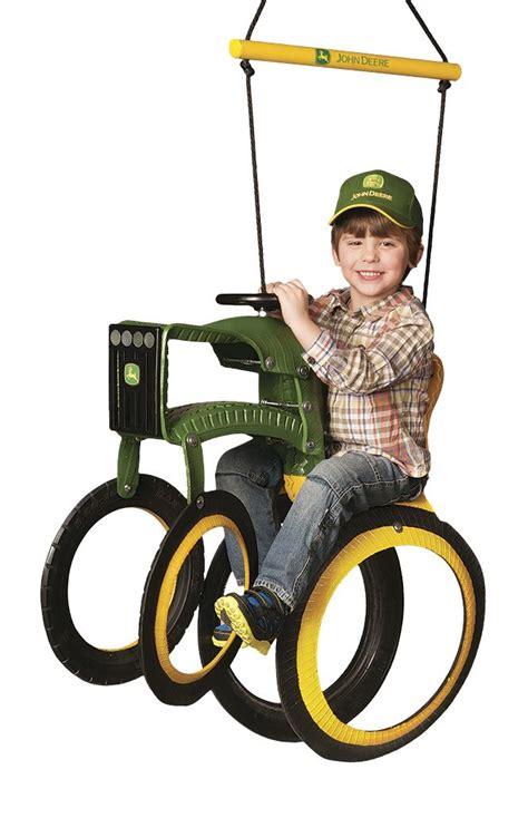 tractor swing john deere 174 tractor tire swing john deere kids