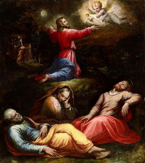 garden of gethsemane craft m 225 s de 1000 im 225 genes sobre giorgio vasari renacimiento