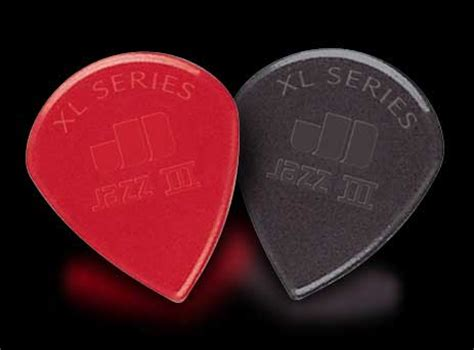 Dunlop Ultex Jazz Iii 2 0mm Original Eceran dunlop jazz iii xl series guitar picks