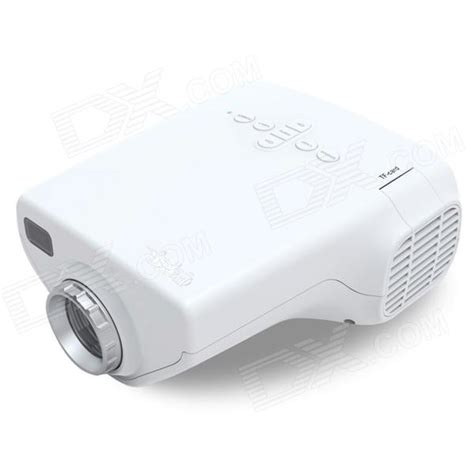 Tv Led Mini e03 16w mini led projector w hdmi usb vga micro sd
