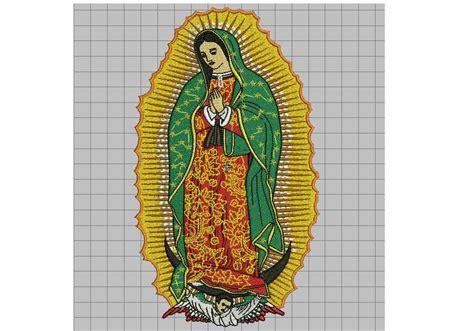 imagenes de la virgen maria para bordar imagenes de virgen de guadalupe para bordar imagui