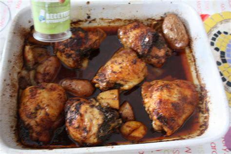 cuisiner haut de cuisse de poulet hauts de cuisses de poulet au four gwladys g