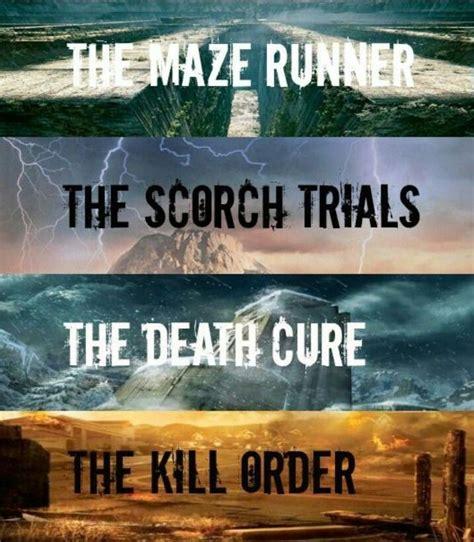 The Maze Runner Series the maze runner series by dashner miscellaneous