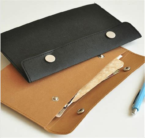 Handmade Paper Folders - office a4 document presentation folder handmade cardboard