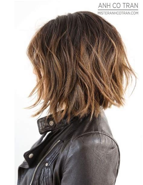 textured shag haircut 15 shaggy bob haircut ideas for great style makeovers