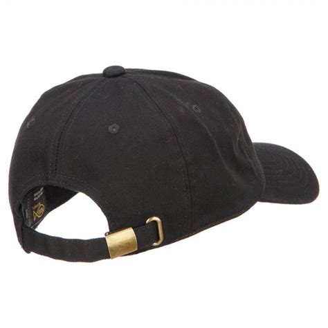 Lettering Embroidered Cap embroidered cap black mexico letters embroidered cap