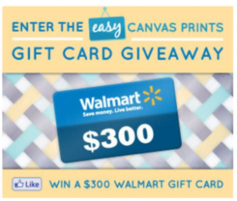 New Contest Win A 300 Gift Card From Eluxury by Easy Canvas Prints Gift Card Giveaway Win A 300 Walmart