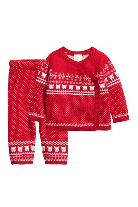 Promo Cardigan Kid Size M Kid Allsize cotton cardigan and polar bears h m us