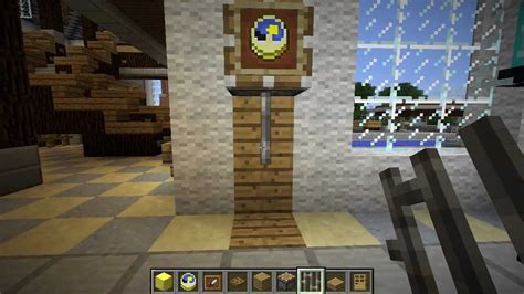 Creative Kitchen Designs by Minecraft Furniture 1 4 Update Youtube