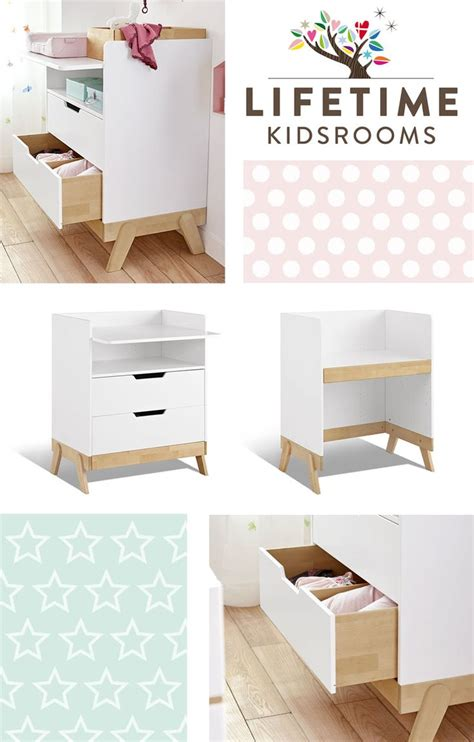 wickel kommode 25 best ideas about babybett mit wickelkommode on