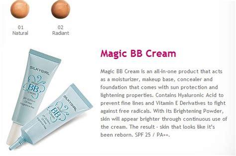 Silkygirl Magic Bb talks review silky magic bb