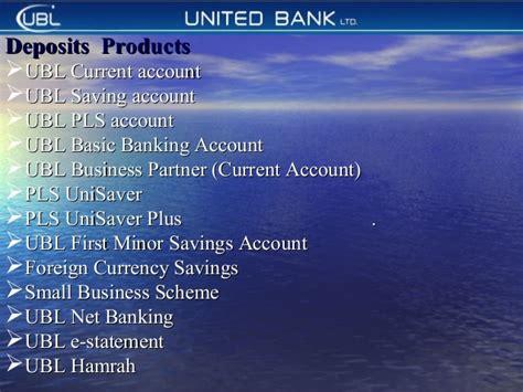 ubl bank statement ubl bank